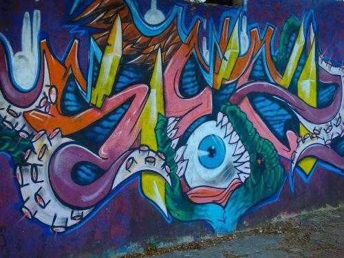 graffiti art urban
