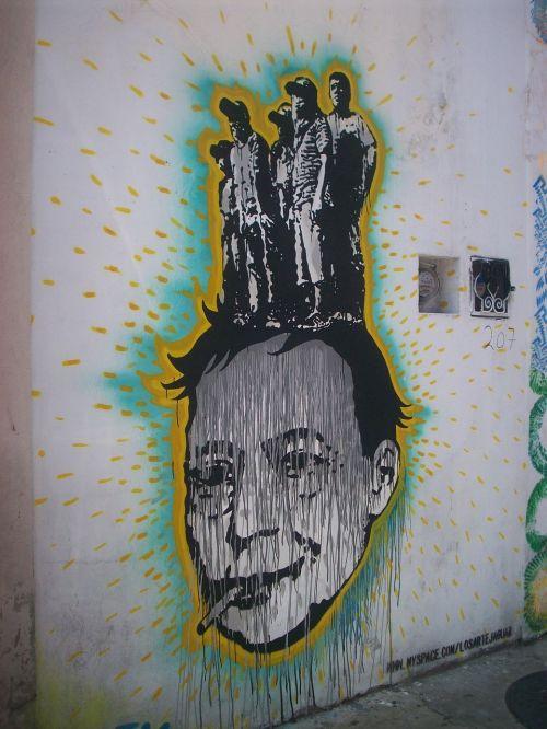 graffiti image colorful