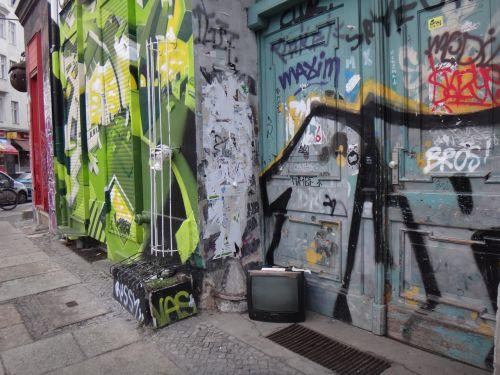 graffity berlin germany