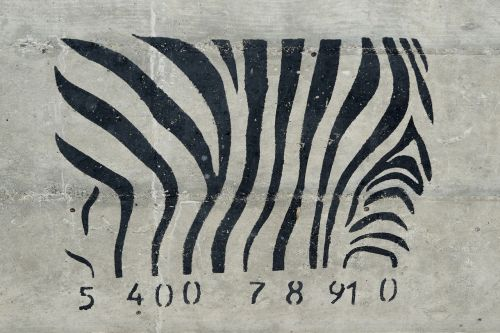 grafitti code zebra