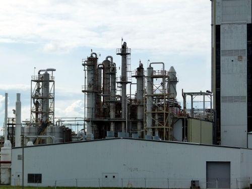 grain factory industry industrial