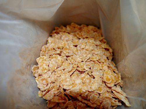 grain flaks pack eat