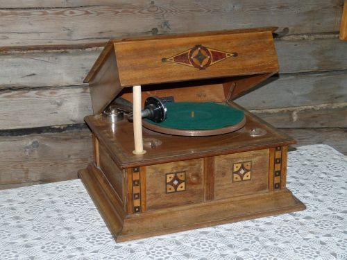 gramophone record phonograph
