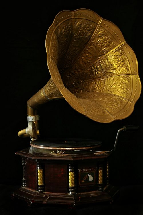 gramophone turntable color