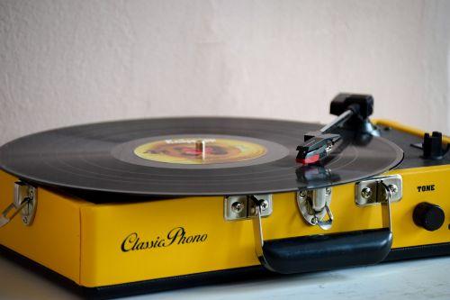gramophone turntable lp