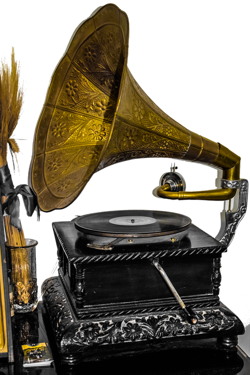 gramophone  music  musical