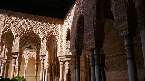 granada world heritage site alhambra