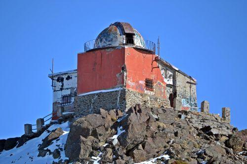 granada sierra nevada observatory