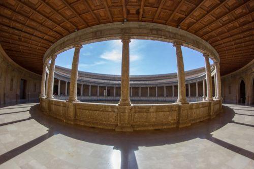 granada alhambra monuments