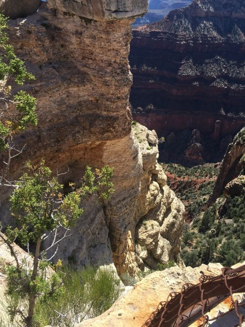 grand canyon gorge national park