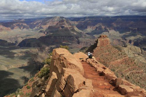 grand canyon kai bob trail tracking