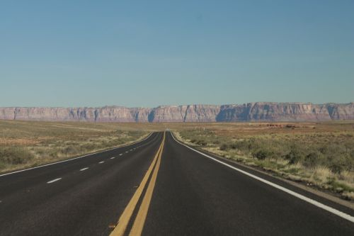 grand canyon road arizona