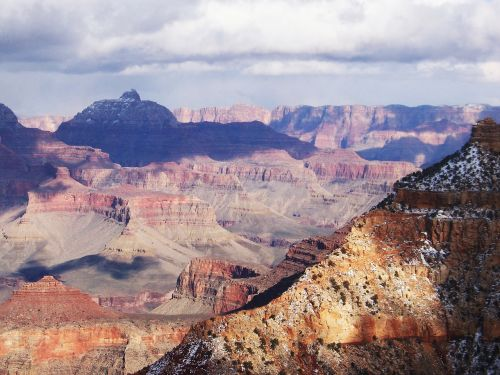 grand canyon scenic travel