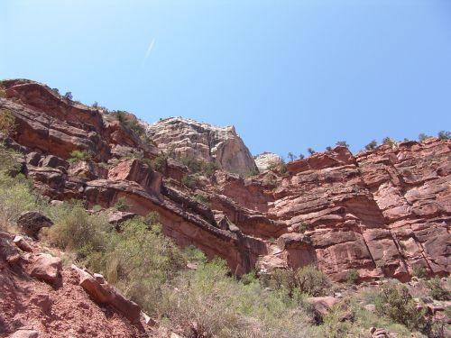 Didysis kanjonas,Gorge,uolos,Arizona,usa,gamta,Nacionalinis parkas,vaizdas,platus,slėnis,lankytinos vietos,didžiojo kanjono nacionalinis parkas,Rokas,ledge