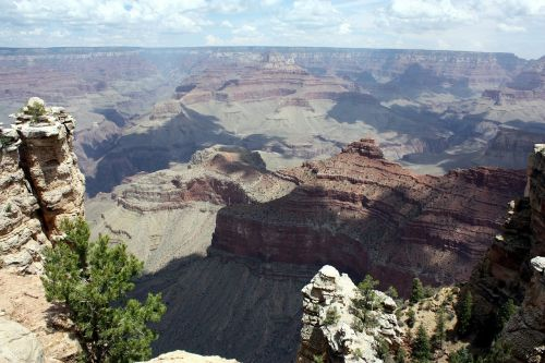 grand canyon outdoor scenery