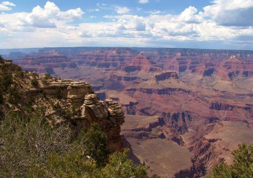 grand canyon arizona landscape