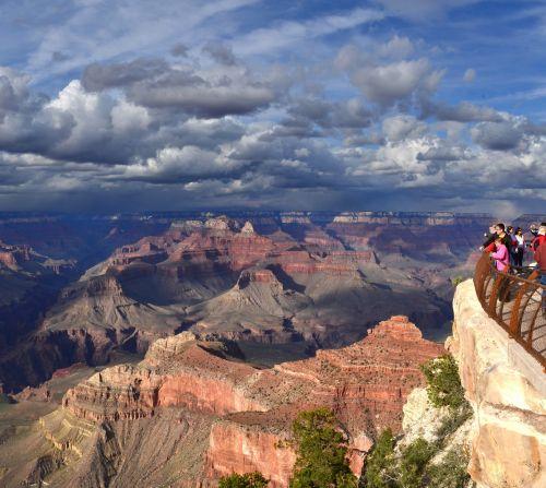 Grand Canyon Scenic Landscape