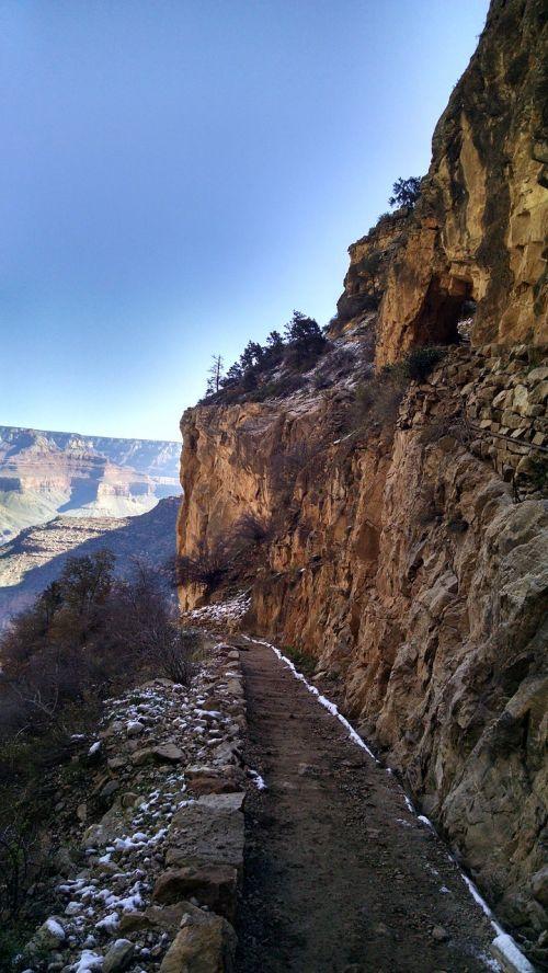 grand canyon south rim grand canyon trail south rim arizona