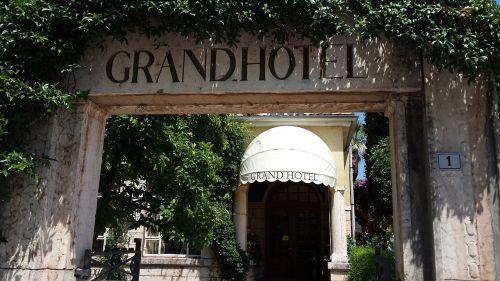 grand hotel salo lake garda