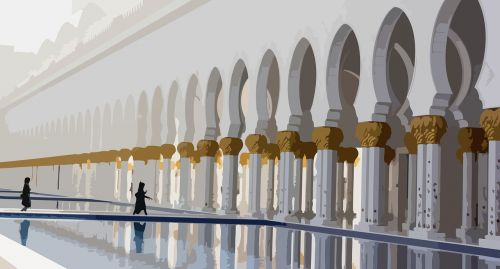 grand mosque muslim culture