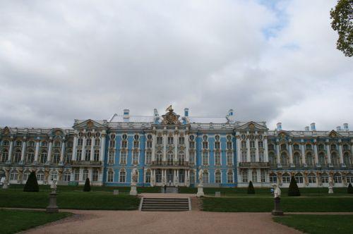 Grand Palace, Tsarskoe Selo