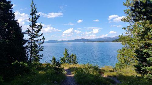 grand teton national park lake lake mcdonald