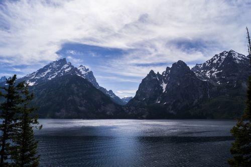 grand teton mountain grand