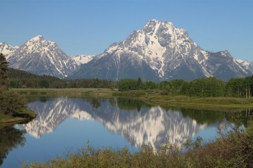 grand tetons national parks wyoming