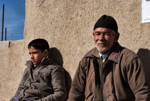 grandfather iran isfahan
