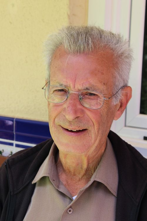grandfather old age elder