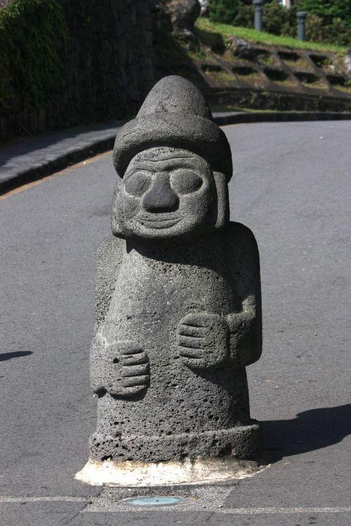 grandfather land jeju island highway