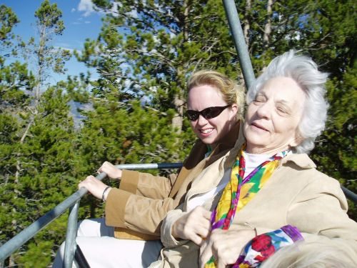 grandma woman old