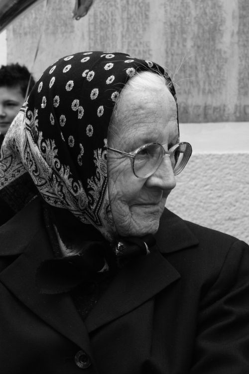 grandmother grandparent lady