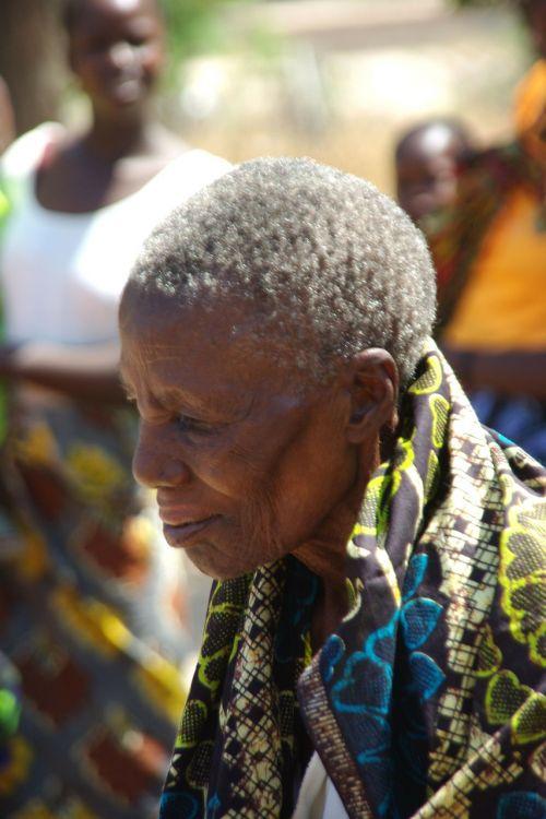 grandmother grandma africa