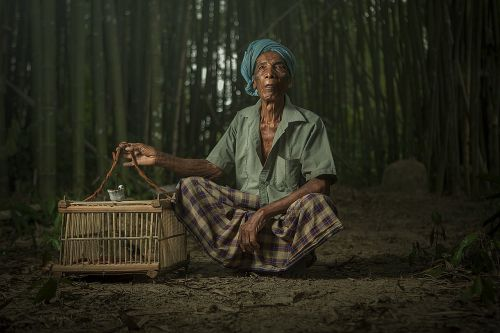 grandpa human interest hobby