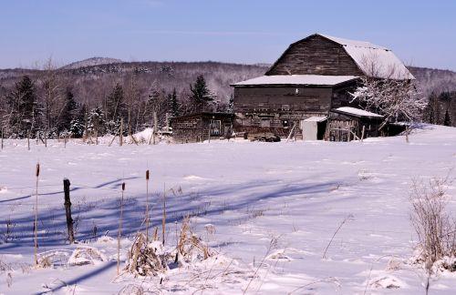 grange winter cold
