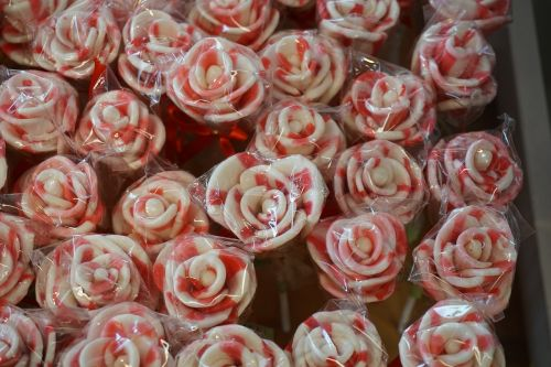 gränna candy candy canes