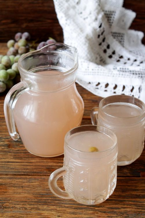 grape jelly homemade drink jelly starch