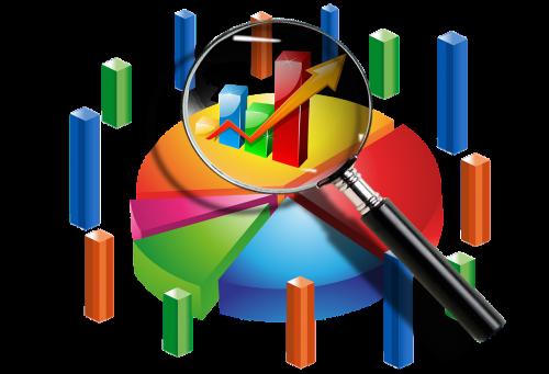 graph pie chart business