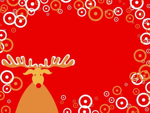 reindeer holidays occasions