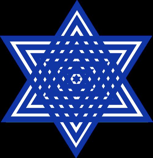 graphic  star  star of david