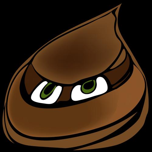 graphic  angry poop  poop