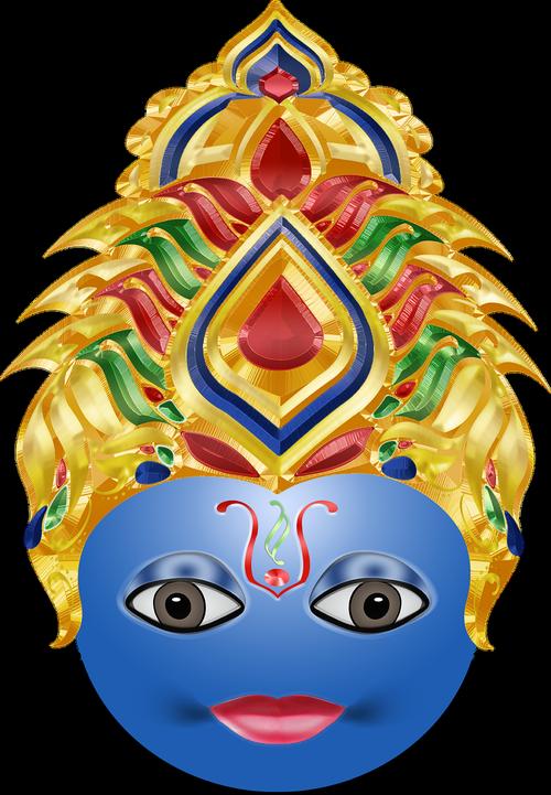 graphic  vishnu  hindu