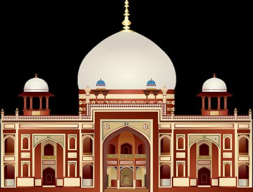 graphic  humayuns tomb  humayun tomb