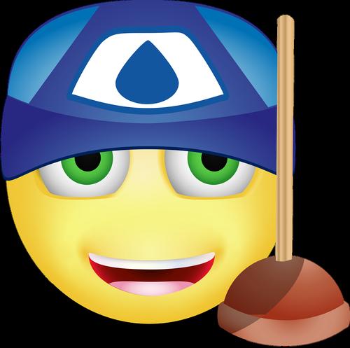 graphic  plumber  emoticon