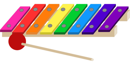 graphic  toy  toy xylophone