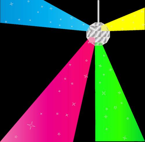 graphic  disco ball  disco