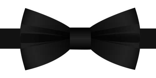 graphic  bow tie  prom