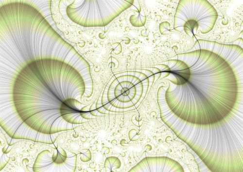 graphic fractal eddy