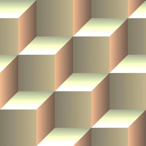 geometric cubes boss